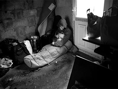 Are you homeless? Get advice about what you can do
