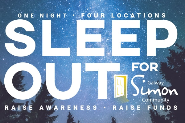 Galway Simon Annual Sleep Out