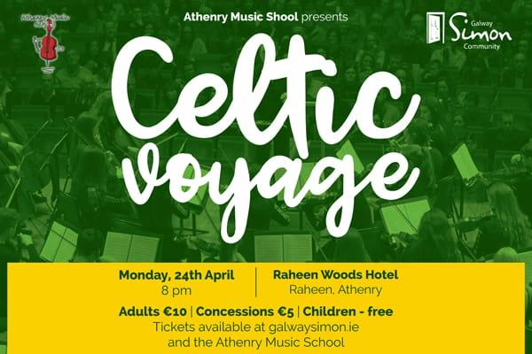 Celtic Voyage Concert