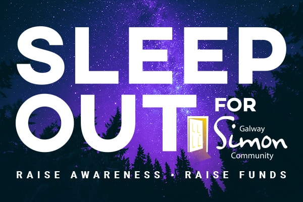 Sleep Out for Simon 2018