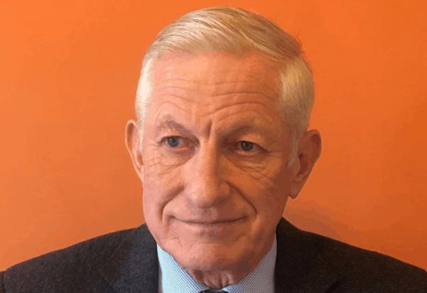 Stephen Mackey, Board Member of Galway Simon Community